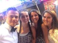 """The babe Derek Hough"" - Emmy Awards - September 12, 2015 Courtesy BrunelleSarah twitter"